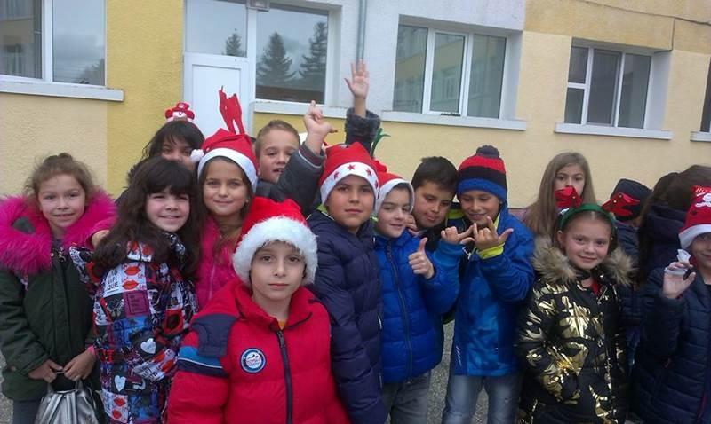 snКоледа в нашия клуб